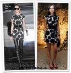 "Runway To ""Gucci Brazil Dinner"" - Camilla Belle In Gucci"