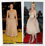 Who Wore Dolce & Gabbana Better? Carla Gugino or Eva Herzigova