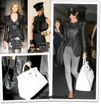 Victoria Beckham's Brand New Hermes Travel Kelly Bag