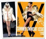 V59 Magazine's 6 Supermodel Cover Swimsuit Issue