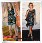 Who Wore Marc Jacobs Better? Leighton Meester or Hilary Swank