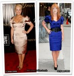 Who Wore Karen Millen Better? Amy Poehler or Kathy Griffin