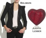 Balmain Jacket & Judith Leiber Clutch Sell Out Within Minutes On Net-A-Porter