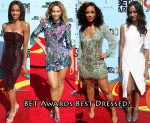 Who Was Your Best Dressed At The BET Awards?