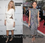 Best Dressed Of The Week - Blake Lively & Marion Cotillard