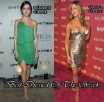Best Dressed Of The Week - Camilla Belle & Jennifer Aniston