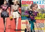 Emma Watson For Teen Vogue August 2009