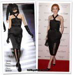"Runway To ""Whatever Works"" New York Screening - Evan Rachel Wood In Jean Paul Gaultier"