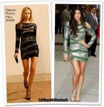 "Runway To ""Late Show With David Letterman"" - Fergie In Emilio Pucci"