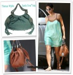 "In Halle Berry's Closet - Thomas Wylde ""Santa Cruz"" bag"
