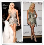 Runway To Prive Las Vegas - Holly Madison In The Blonds