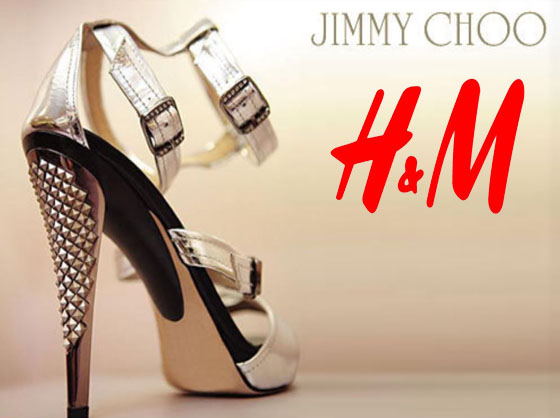 Jimmy Choo For H M