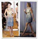 "Runway To ""The Tonight Show with Conan O'Brien"" - Lauren Conrad In Luisa Beccaria"