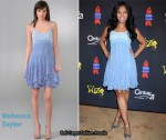 In Ashanti's Closet - Rebecca Taylor Summer Party Dress