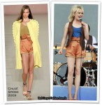 """Runway To """"TW Classic Festival"""" - Duffy In Chloé"""