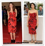 Who Wore Christian Dior Better? Olivia Molina or Kim OK-Vin