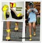 In Rihanna's Closet - Giuseppe Zanotti, Alexander Wang & Lanvin