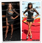 Who Wore Balmain Better? Selita Ebanks or LeToya Luckett