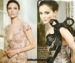 Georgina Chapman For Tatler UK July 2009