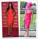 Who Wore RM by Roland Mouret Better? Terri Seymour or Katherine Jenkins