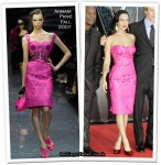 "Runway To ""Transformers: Revenge of the Fallen"" Moscow Premiere - Megan Fox In Armani Privé"