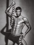 David Beckham For Emporio Armani Underwear Fall 2009
