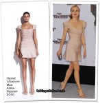 "Runway To ""Inglourious Basterds"" Berlin Premiere & Photocall - Diane Kruger In Hervé Léger & Louis Vuitton"