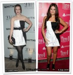 Who Wore Alice + Olivia Better? Amber Tamblyn or Khloe Kardashian