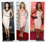 Who Wore D&G Better? Amber Heard, AnnaLynne McCord or Kiely Williams
