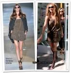 Runway To Sidewalk - Beyonce Knowles In Gucci