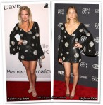 Who Wore Pamella Roland Better? Carrie Underwood or Whitney Port