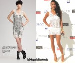 In Cassie's Closet - Alexander Wang White Cut-Out Dress