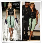 Runway To JET Nightclub - Christina Milian In Proenza Schouler