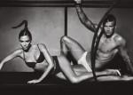 David & Victoria Beckham For Giorgio Armani Fall 2009
