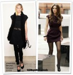Runway To X Factor Bootcamp - Cheryl Cole In Vanessa Bruno