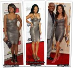 Who Wore Herve Leger Better? Taraji P. Henson, Kiely Williams or Keisha Whitaker