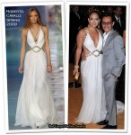 "Runway To ""An Evening For Lola"" - Jennifer Lopez In Roberto Cavalli"