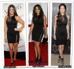 Who Wore Alexander Wang Better? Khloe Kardashian, LaLa Vasquez or Fergie