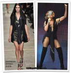 Runway To Plaza de Toros de Las Ventas - Kylie Minogue In Givenchy