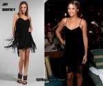 In Lauren Conrad's Closet - Jay Godfrey Toni Cami Fringe Dress