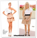 Runway To Comic-Con International - Anna Faris In Jay Godfrey