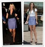 Who Wore Tibi Better? Emma Bunton or Cheryl Cole