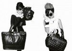 Lily Allen For Chanel Bags Fall 2009