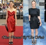 Best Dressed Of The Week - Marion Cotillard & Stella McCartney