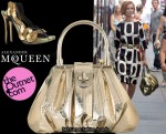 Alexander McQueen Arrives At theOutnet.com