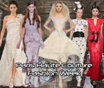 Paris Haute Couture Fashion Week Fall 2009