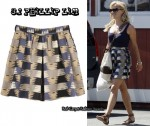 In Reese Witherspoon's Closet - 3.1 Phillip Lim Ikat Print Skorts