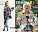 Taylor Momsen For Teen Vogue September 2009