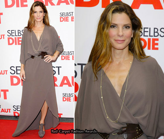 Sandra Bullock Page 13 Of 14 Red Carpet Fashion Awards
