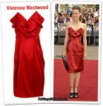 Marion Cotillard's Vivienne Westwood Red Carpet Dress On Sale
